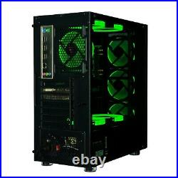 Gaming Pc Desktop Computer UPGRADED SSD+HDD, 16GB RAM, Wi-Fi, Streaming PC