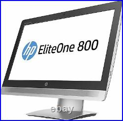 HP 800G2 Computer 23Touch All in one PC Core i5 6th 8GB 120GB SSD Wifi Win10Pro