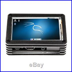 Kali Linux 2 32GB Raspberry Pi 3 Model B+ kit Assembled with 3.5 Touch Screen