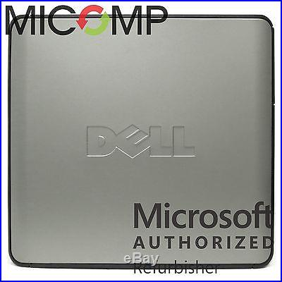 LOT OF 5 DELL DUAL CORE 2 DUO 3.0 GHZ TOWER DESKTOP PC 4GB 250GB, WIN 7 PRO, LCD