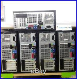 LOT OF 5 Dell OptiPlex 980 Tower Core i7-870 2.93Ghz 4GB 250GB HDD Gaming PC
