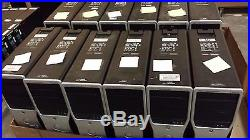 Lot of 12 Dell Xeon Precision Towers T5400 and T3500