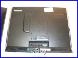Lot of 2 Lenovo Thinkcentre A70Z core 2 duo 2.9Ghz 500GB HDD 4GB Ram