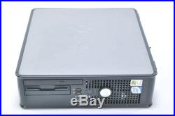 Lot of 5 Dell OptiPlex 745 SFF Core 2 Duo 1.8GHz 3GHz 2GB RAM 80GB HDD No OS