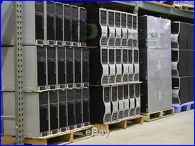Wholesale Lot of 20 HP XW8200 Workstations Pallet Skid Healthcare Overstock Qty
